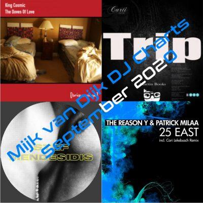 Mijk van Dijk DJ Charts September 2020