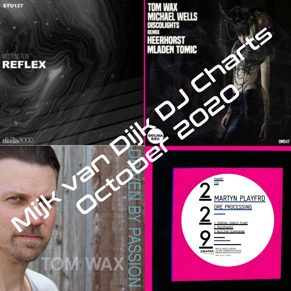 Mijk van Dijk DJ Charts 10_2020