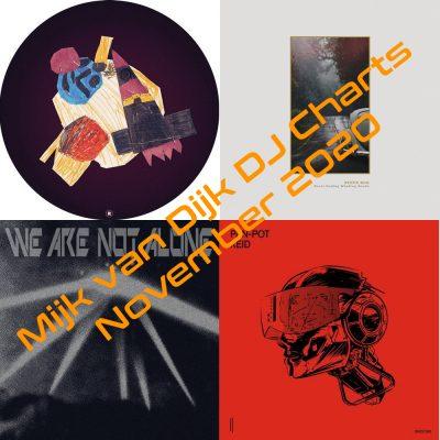 Mijk van Dijk DJ Charts November 2020