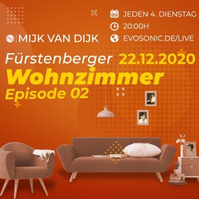 Fürstenberger Wohnzimmer 002, evosonic radio, 2020-12-22