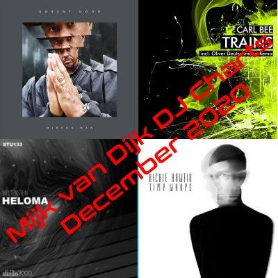 Mijk van Dijk DJ Charts December 2020