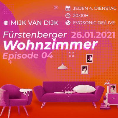 Fürstenberger Wohnzimmer 004,  evosonic radio, 2021-01-26