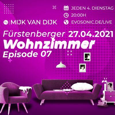 Fürstenberger Wohnzimmer 007, evosonic radio, 2021-04-27