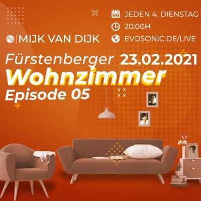 Fürstenberger Wohnzimmer 005, evosonic radio, 2021-02-23