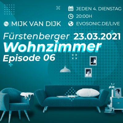 Fürstenberger Wohnzimmer 006, evosonic radio, 2021-03-23