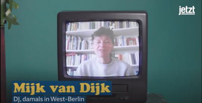 Teenage History – the birth of the Berlin techno scene