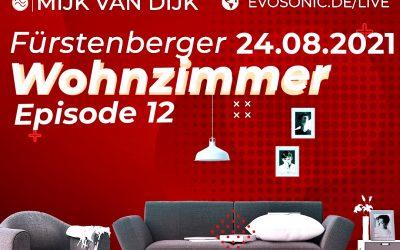 Mijk van Dijk, evosonic radio, Fürstenberger Wohnzimmer 012, 2021-08-24